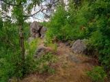Naučná stezka povede kolem Draka v Žežických skalách (3)