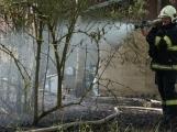 Letošní kolotoč požárů nekončí, včera to poznal i Kamýk (7)