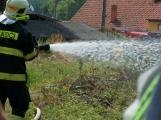 Letošní kolotoč požárů nekončí, včera to poznal i Kamýk (5)
