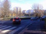 Peugeot srazil chodce na přechodu ()