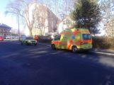 Peugeot srazil chodce na přechodu (2)