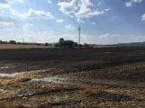 Aktuálně: Mimořádné nasazení hasičů si momentálně vyžádala likvidace požáru pole na Rožmitálsku (41)