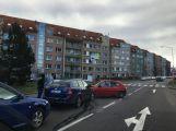 V Milínské se srazily dva vozy, jeden řidič nedal přednost (2)
