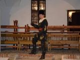 V březnickém zámku se šlechtici utkali o krásnou paní z Monsoreau (28)