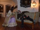 V březnickém zámku se šlechtici utkali o krásnou paní z Monsoreau (3)
