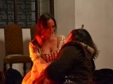 V březnickém zámku se šlechtici utkali o krásnou paní z Monsoreau (29)