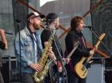 Náměstí TGM ovládli rockeři (1)