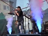 Náměstí TGM ovládli rockeři (4)