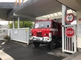 AKTUÁLNĚ: V příbramských Kovohutích hoří, na místě zasahuje několik hasičských jednotek (33)