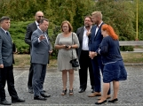 Kulturní dům se možná dočká rekonstrukce. Přislíbil ji ministr kultury Staněk a zastupitel města Petr Větrovský (23)