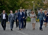 Kulturní dům se možná dočká rekonstrukce. Přislíbil ji ministr kultury Staněk a zastupitel města Petr Větrovský (29)