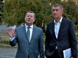 Kulturní dům se možná dočká rekonstrukce. Přislíbil ji ministr kultury Staněk a zastupitel města Petr Větrovský (2)