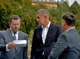 Kulturní dům se možná dočká rekonstrukce. Přislíbil ji ministr kultury Staněk a zastupitel města Petr Větrovský (4)