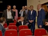 Kulturní dům se možná dočká rekonstrukce. Přislíbil ji ministr kultury Staněk a zastupitel města Petr Větrovský (13)