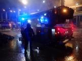 AKTUÁLNĚ: V příbramských Kovohutích hoří, na místě zasahuje několik hasičských jednotek (4)