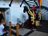 Jak se žilo ve středověku si můžete vyzkoušet v Rožmitále pod Třemšínem (19)