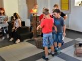 Jak se žilo ve středověku si můžete vyzkoušet v Rožmitále pod Třemšínem (21)