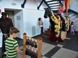 Jak se žilo ve středověku si můžete vyzkoušet v Rožmitále pod Třemšínem (23)