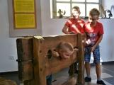 Jak se žilo ve středověku si můžete vyzkoušet v Rožmitále pod Třemšínem (14)