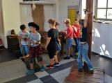 Jak se žilo ve středověku si můžete vyzkoušet v Rožmitále pod Třemšínem (1)