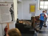Jak se žilo ve středověku si můžete vyzkoušet v Rožmitále pod Třemšínem (11)