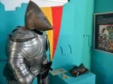 Jak se žilo ve středověku si můžete vyzkoušet v Rožmitále pod Třemšínem (12)