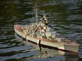 Zatopený lom zažije námořní, tankovou i vzdušnou leteckou bitvu (17)