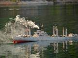 Zatopený lom zažije námořní, tankovou i vzdušnou leteckou bitvu (19)