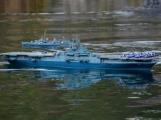Zatopený lom zažije námořní, tankovou i vzdušnou leteckou bitvu (22)