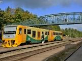 Nejednalo se o požár, ale Příbramí projel parní vlak (79)