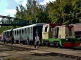 Nejednalo se o požár, ale Příbramí projel parní vlak (53)