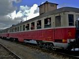 Nejednalo se o požár, ale Příbramí projel parní vlak (60)