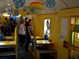 Nejednalo se o požár, ale Příbramí projel parní vlak (75)