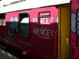 Nejednalo se o požár, ale Příbramí projel parní vlak (76)