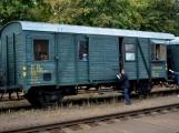 Nejednalo se o požár, ale Příbramí projel parní vlak (78)