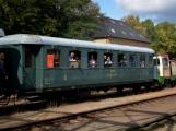 Nejednalo se o požár, ale Příbramí projel parní vlak (70)