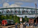 Nejednalo se o požár, ale Příbramí projel parní vlak (66)