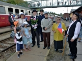 Nejednalo se o požár, ale Příbramí projel parní vlak (17)