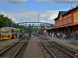 Nejednalo se o požár, ale Příbramí projel parní vlak (2)