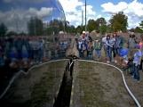 Nejednalo se o požár, ale Příbramí projel parní vlak (31)