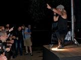 Březnické sobotní nebe rozzářil ohňostroj a světla Rockfestu (75)