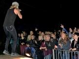 Březnické sobotní nebe rozzářil ohňostroj a světla Rockfestu (94)