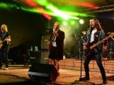 Březnické sobotní nebe rozzářil ohňostroj a světla Rockfestu (80)