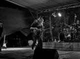 Březnické sobotní nebe rozzářil ohňostroj a světla Rockfestu (99)