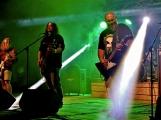 Březnické sobotní nebe rozzářil ohňostroj a světla Rockfestu (10)