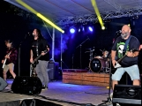 Březnické sobotní nebe rozzářil ohňostroj a světla Rockfestu (25)
