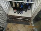 Znečištěné chladicí zařízení v době kontroly (2)