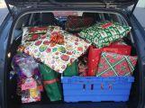 Seniorům se splnila přání, dárky mohl koupit kdokoliv ()