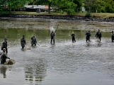 V Rožmitále slavili myslivci i rybáři (72)