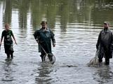 V Rožmitále slavili myslivci i rybáři (73)